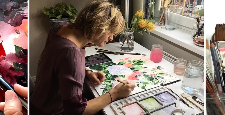 FLOWER LOVER, czyli wywiad z Gosią Gregorczyk